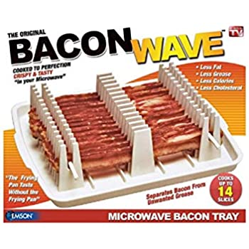 Amazon.com: WowBacon Microwave Cooker - New P6 model ...