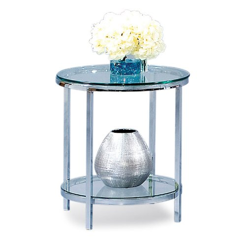 Patinoire Round End (Thick 0.375' Glass)