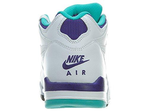 Nike Air Flight Basketbalschoenen Heren 89 Wit / Wit-donker Cncrd-hypr Jd