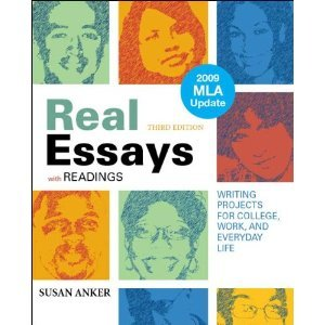 Download Real Essays byAnker pdf