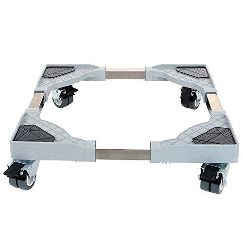 Telescopic Furniture Dolly Easutm Movable Adjustable Base