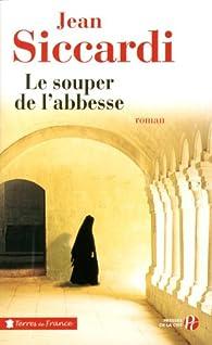 Le souper de l'abbesse par Jean Siccardi