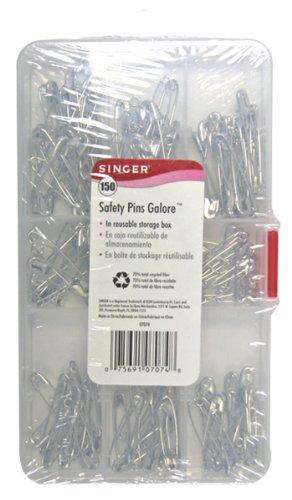 singer safety pins galore - 1