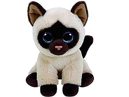 Jaden gato persa Peluche 15 cm Beanie Boos Ty Juegos Juguete Idea regalo # AG17