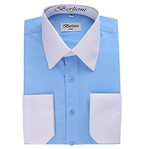dress shirts two tone - 8
