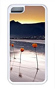iPhone 5c case, Cute Lingshore iPhone 5c Cover, iPhone 5c Cases, Soft Whtie iPhone 5c Covers
