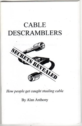 cable box descrambler - 1