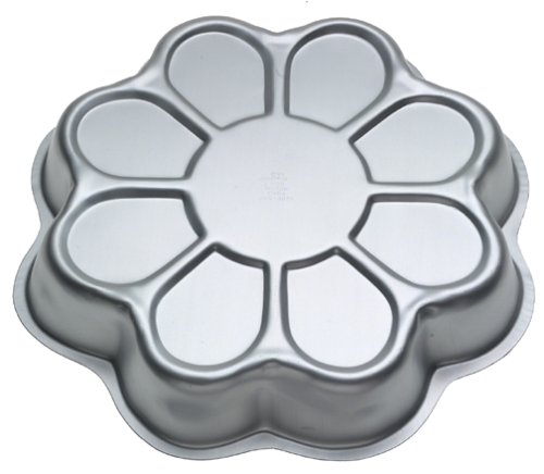 Wilton Flower Power ~ 60's Hippie ~ Peace Love ~ Cake Pan (2105-3055, 1998) Retired Collectible