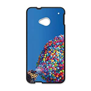 New Style Custom Picture Disney UP Case Cover For HTC M7