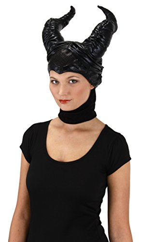 Adult Maleficent Deluxe Costumes (Elope Maleficent Deluxe Costume Headpiece)