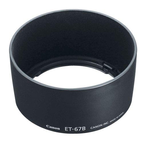 Canon ET-67B Lens Hood for EF-S 60mm f/2.8 Macro USM Digital SLR Lens