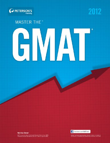 Download Master the GMAT (Peterson's Master the GMAT (w/CD)) Pdf