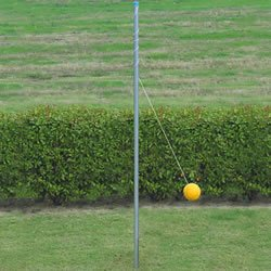 BSN Outdoor Tetherball Pole (Best Portable Tetherball Set)