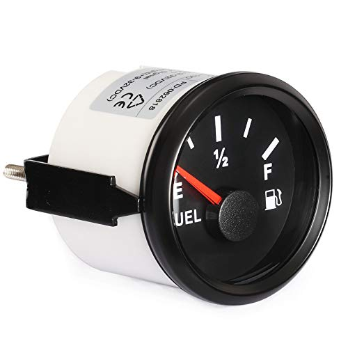 /33Ohm 52/mm con retroiluminaci/ón 9/ Resistente al agua medidor de nivel de combustible 240/ /32/V