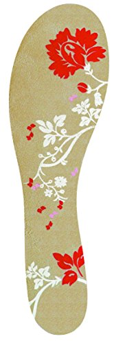 Soles Suede Insoles Summer - Summer Soles Softness of Suede Stay-Dry Women's Full Length Insoles