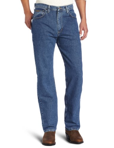 Wrangler Men's Genuine Relaxed Fit Jean, Niagara Falls, - Genuine Jeans