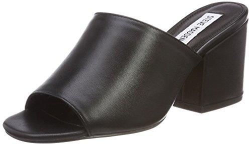 Uk Donne nero Sandalo Muli Calzature Eu Steve 38 5 Dalis Di Madden zq4OOA