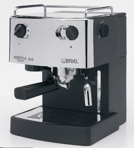 Briel Cafetera expreso Versatile DUE es38ac – Tb – Frontal Cromado ...