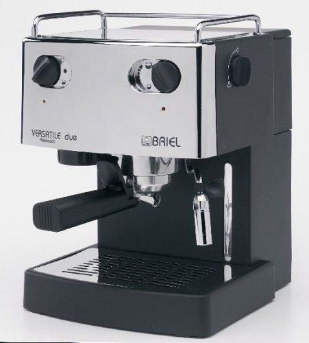 Briel Cafetera expreso Versatile DUE es38ac - Tb - Frontal Cromado ...