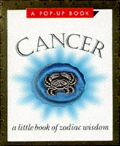Zodiac Wisdom: Cancer (Miniature Editions Pop-ups)