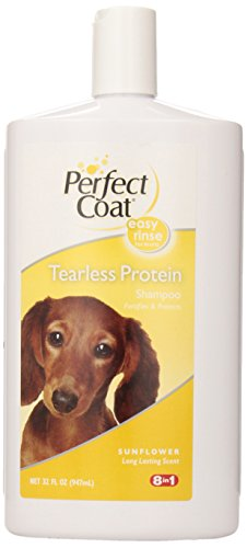s Protein Shampoo for Dogs, 32-Ounce, Sunflower ()