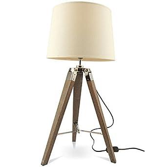 Mojoliving Mojo Tischlampe Tripod Lampe Dreifuss Urban Cool Design