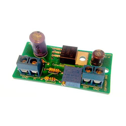 Constant Current DC Power Supply Kit (30mA)