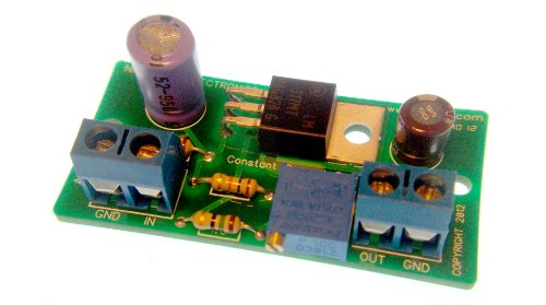 Constant Current Power Supply Kit (100mA) - Shop Ramsey ...