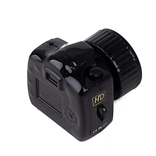 HDE Smallest Tiny Mini Digital Video Recording DVR Micro Cam