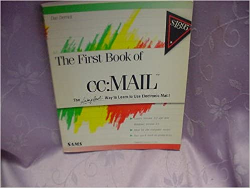 Descargar La Libreria Torrent The First Book Of Cc:mail Gratis Epub