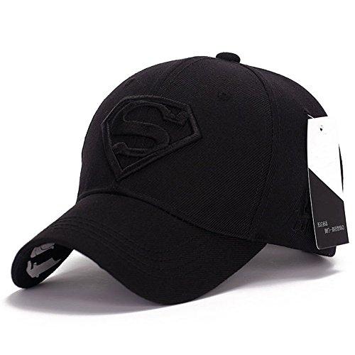 Ambiel Adult Lover's Cap Superman Outdoor Sport Golf Sun Hat (Superman Hats)