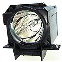 EMP-8300 Epson Projector Lamp Replacement. Projector Lamp Assembly with High Quality Genuine Ushio Bulb Inside.