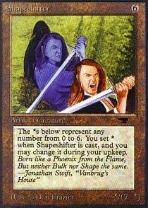 Magic: the Gathering - Shapeshifter - Antiquities