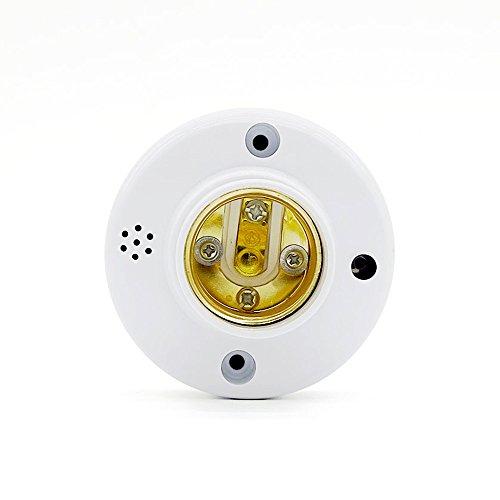 Sonoff Wifi E27 Slampher WIFI 433MHz Bulb Holder Smart Led Light Base Socket,Work with Amazon Alexa by Sonoff (Image #2)