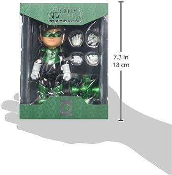 HMF#028 Green Lantern Justice League Unlimited Die Cast Action figure herocross