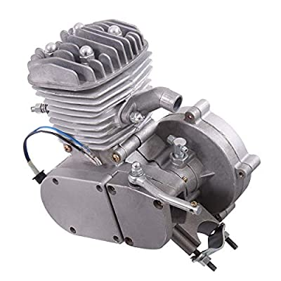 zwan Motor 80cc 2-Stroke Bicycle Gasoline Engine with Ebook