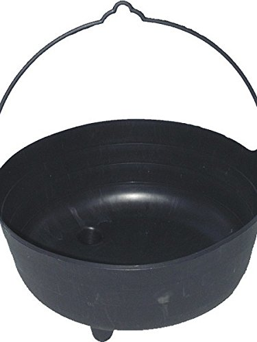 Lifesize Witch's Cauldron]()