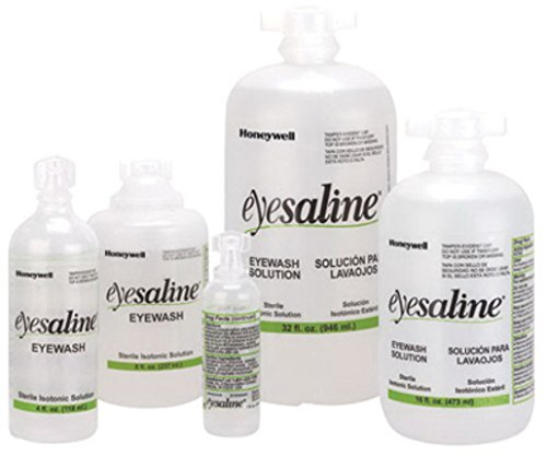 Fend-all(R) 4 Ounce Bottle Sperian Sterile Saline Personal Eye Wash Solution Honeywell International Inc