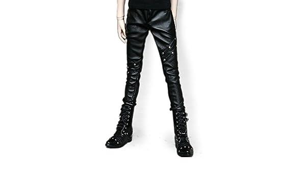 PF 1//3 White Patent Leather Pu SD AOD DOD BJD Doll Dollfie
