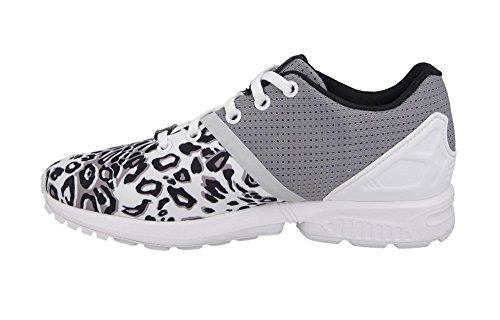 Adidas Zx Flux Split El I ltonix - tomaia nera ftwwht //