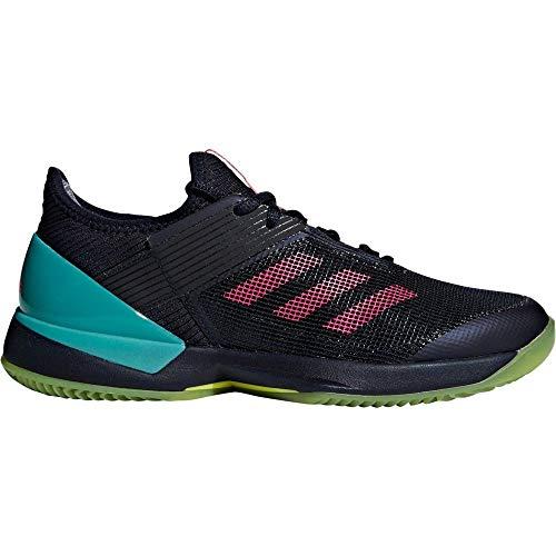 避ける費やす原始的な(アディダス) adidas レディース テニス シューズ?靴 adidas Ubersonic 3.0 Tennis Shoes [並行輸入品]