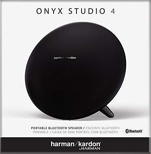 Harman Kardon Onyx Studio 4 - Altavoz portátil (4 x 15 W (modo CA); 4 x 7.5W (modo de batería), 50 - 20000 Hz, Bluetooth 4.2, A2DP, AVRCP, HFP), ...