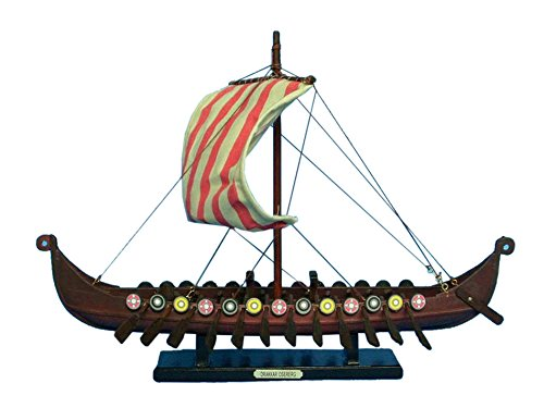 viking model ship - 1