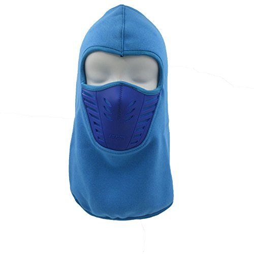 Balaclava - Breathable Hood Face Mask Windproof Keep Warm Cap Outdoor Sports Especially For Skiing & Cycling & Skating For Man & Women & Children