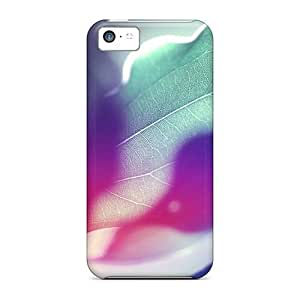 LJF phone case New iphone 6 plus 5.5 inch Case Cover Casing(leaf 3 Color)
