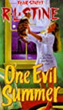 One Evil Summer, R. L. Stine, 0671785966
