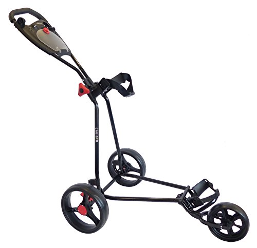 Cruiser Golf CR-4 Deluxe 3 Wheel Trolley