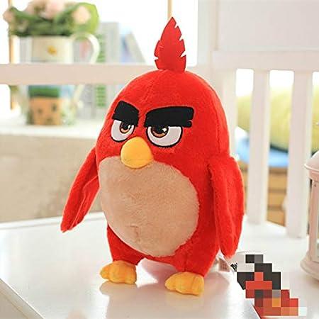 letaowl Juguete de Peluche 20 Cm The Angry Kawaii Birds Movie Peluches Suffed Cartoon Dolls Soft Birds Figuras Regalo Divertido para Niños