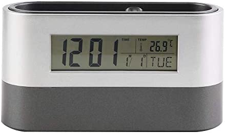 Alarm Clock, Multifunctional Home Office Digital Snooze Alar
