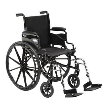 Amazon.com: 9000 Sl ligero silla de ruedas – 18